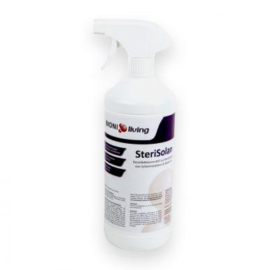 SteriSolan sprej: dezinfekčný prostriedok účinne odstráni plesne i baktérie