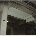 Ten istý strop po aplikovaní BIONI - žiadna pleseň
