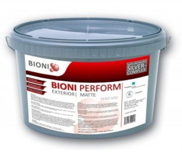 Bioni Perform: ochranná fasádna farba