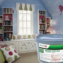 Bioni Nature: interiérová farba pre zdravé ovzdušie